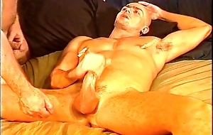 Trip the light fantastic toe punching with my hot muscle bottom.