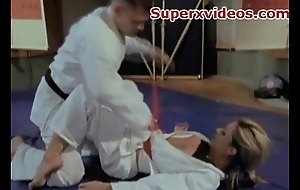 Kirsten Price fuck her Kunfu instructor