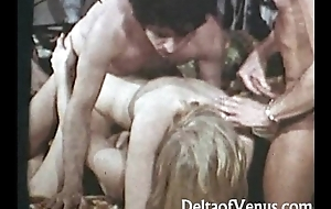 Retro Porn 1970s - Prudish Blonde Teen - Can&#039_t Get Middling
