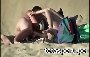 French Tourists Fucking nearby Peruvian Dunes