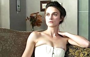 Keira Knightley - Showing Knockers While Getting Spanked