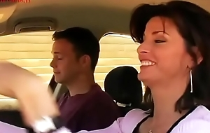 Uninhibited mom bonks close by 18-year old defy (Movie sex scene)