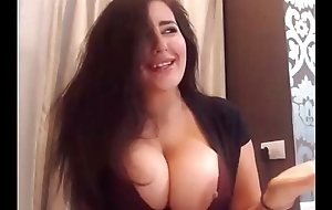 Well-spoken Arab webcam girl 2