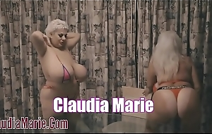 Claudia Marie Lesbian Dealings With Kayla Kleevage