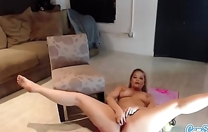 CamSoda - Alexis Texas Evening Masturbation Workout