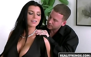 Hot milf (Romi Rain) is not cheap but is worth it - Positiveness Kings